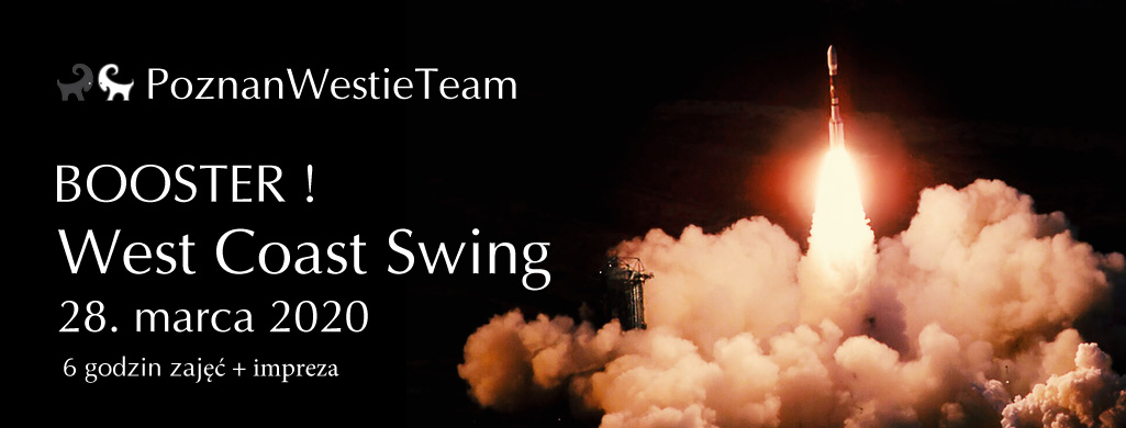 Booster! West Coast Swing - Odpal swojego Westa!